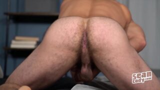 Fit Bodied Wanking His Big Cock For You